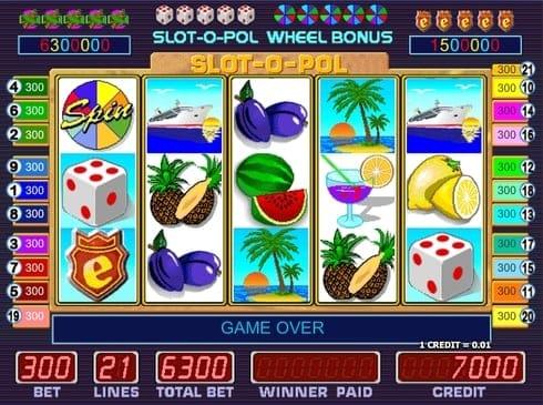 Онлайн казино с реальным выводом денег - Slot-o-Pol